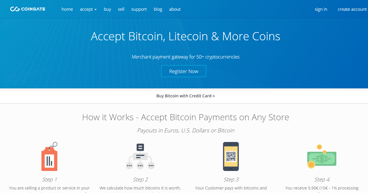 Best cryptocurrency payment gateways - ecommerce with Bitcoin, Litecoin and others - 2020